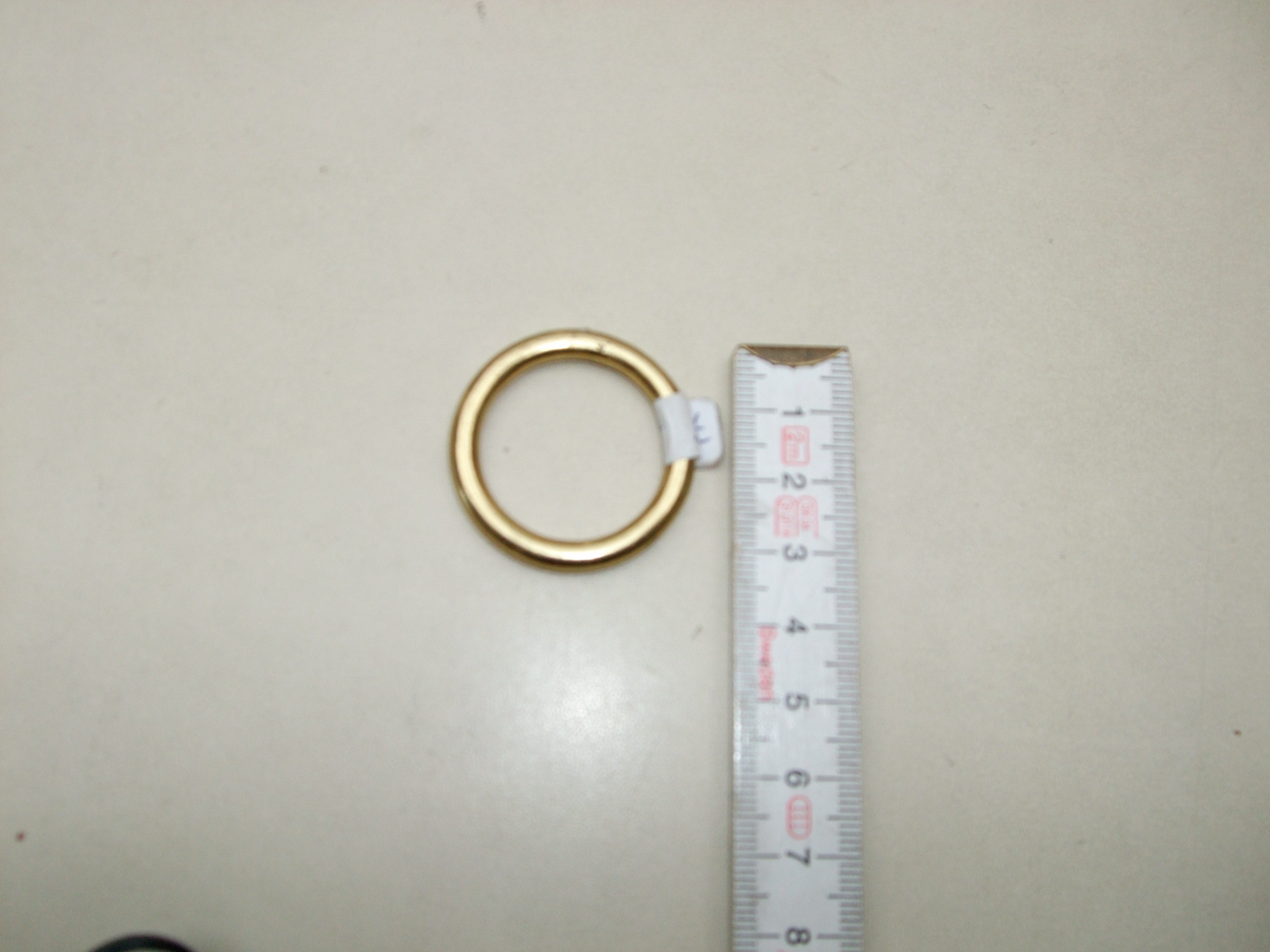 Ring 2,5 cm (7B 1me)