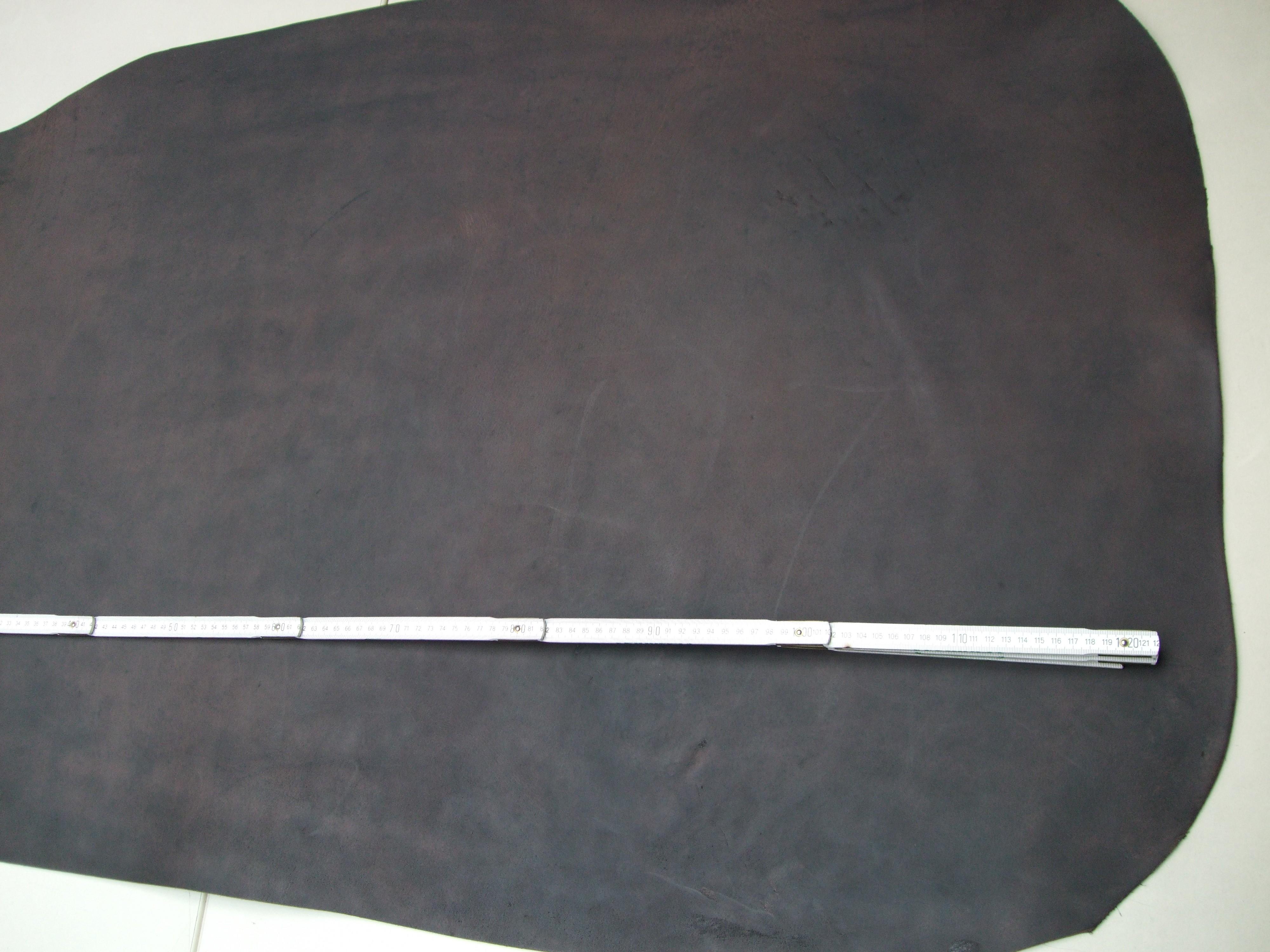 Wasserbüffelcroupon, matt-Pine (V184650P) 3,5mm