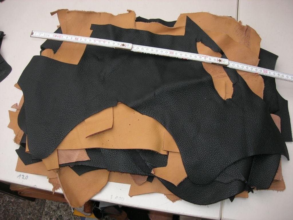 Elchlederreste (KÖ1800KE) 2 - 2,5 mm dick und weich