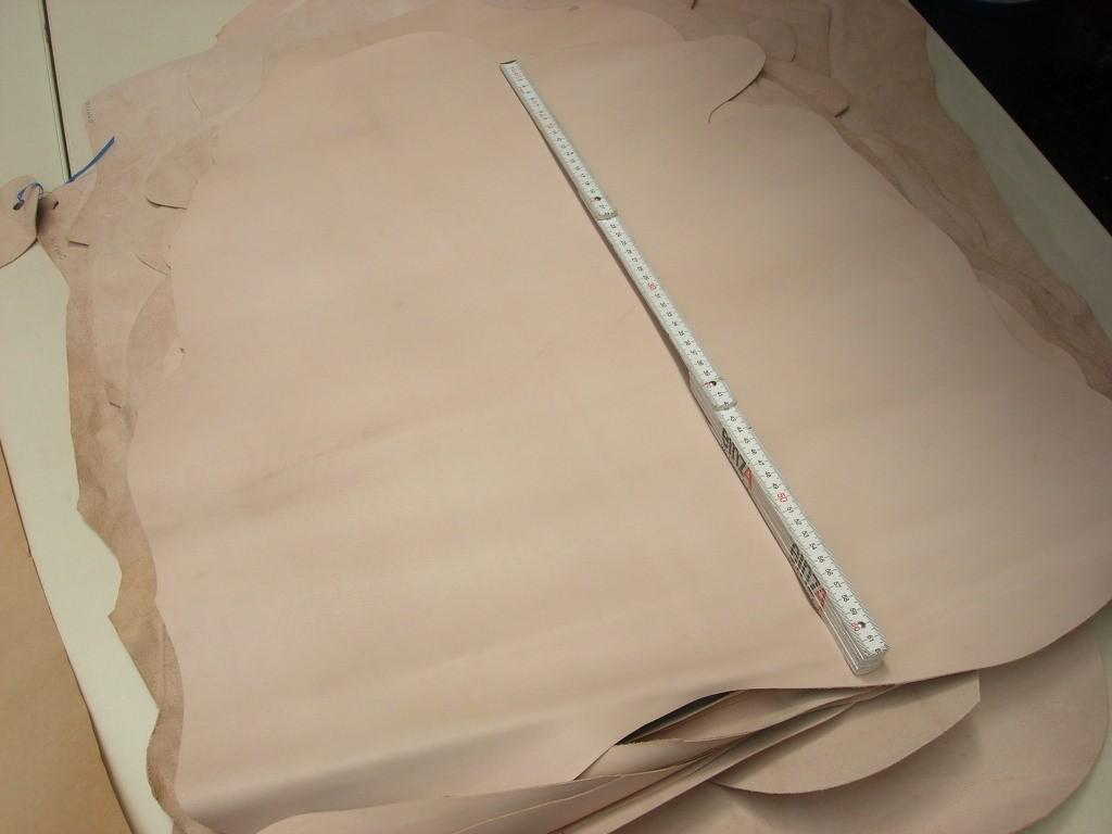 Ziegenfutterleder hell natur 0,9 mm (O1913KZN)  Zur Zeit ausverkauft.