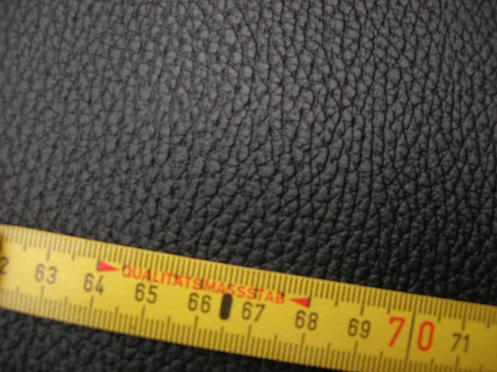 Rindbox schwarz genarbt 1,8 mm (O1519RP)
