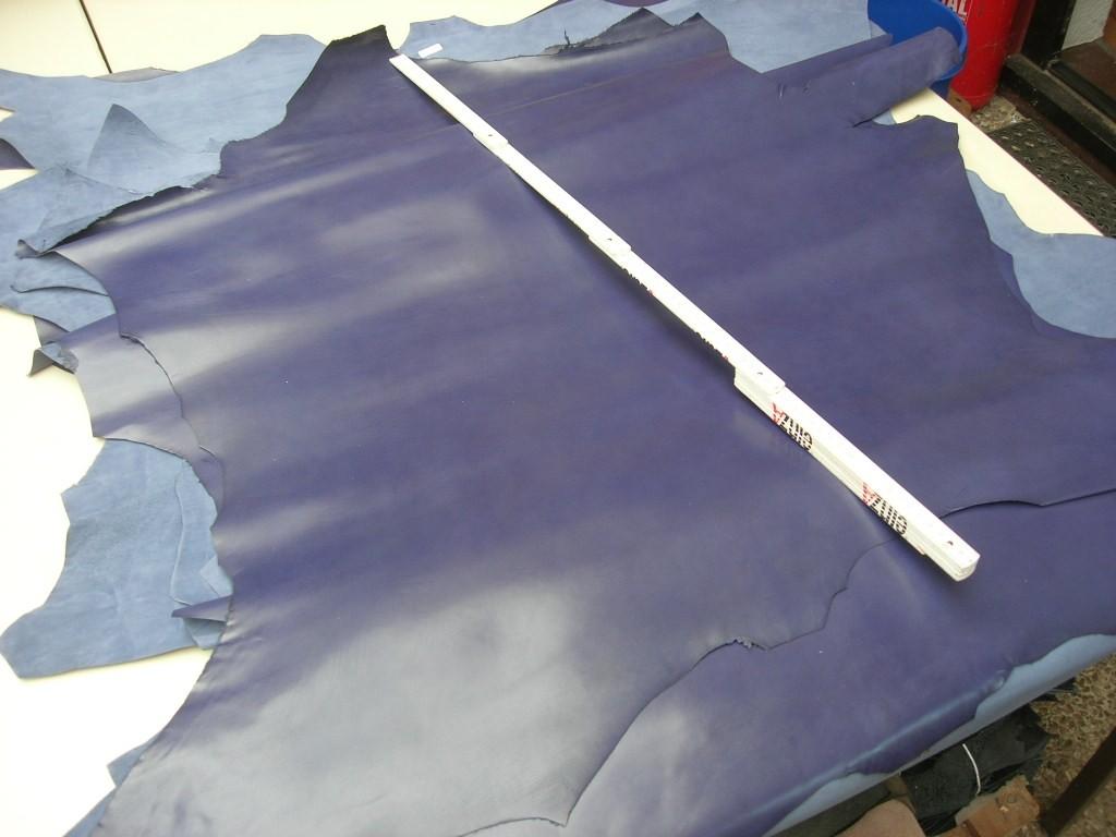 Kalbbox blau 0,7 mm (O1717BL)