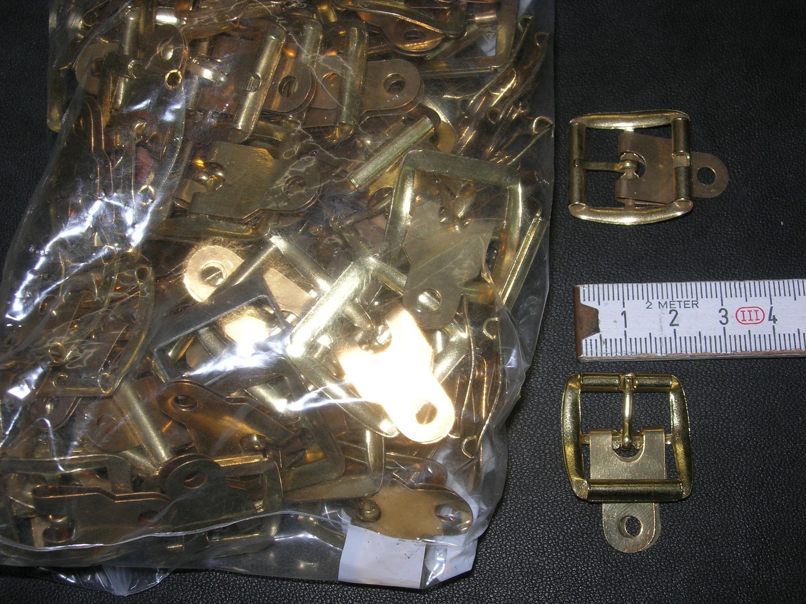 Schuhdoppelschnalle 18 mm (SS1310KM18)
