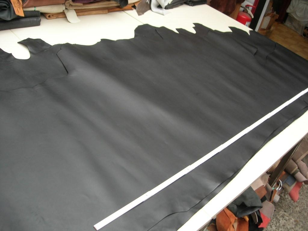 Rindbox schwarz 1,5 mm (O1917RN)
