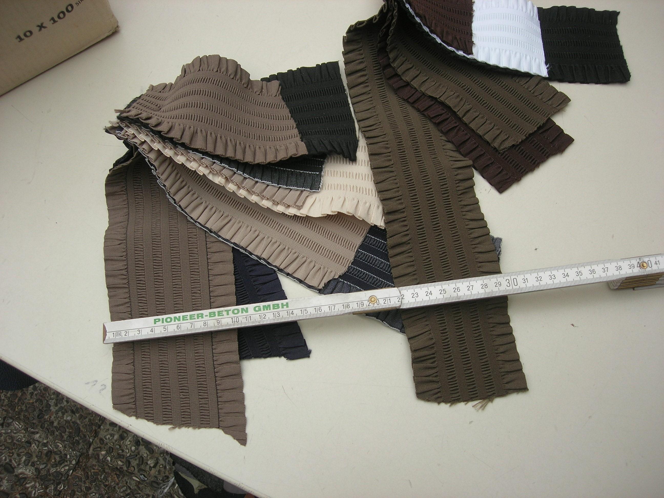 Gummizüge breit (GZB)