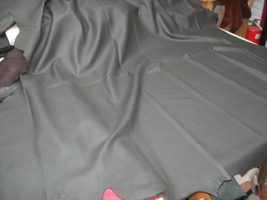 Rindleder dunkelbraun semianilin 1,3 mm (F1714DB6)