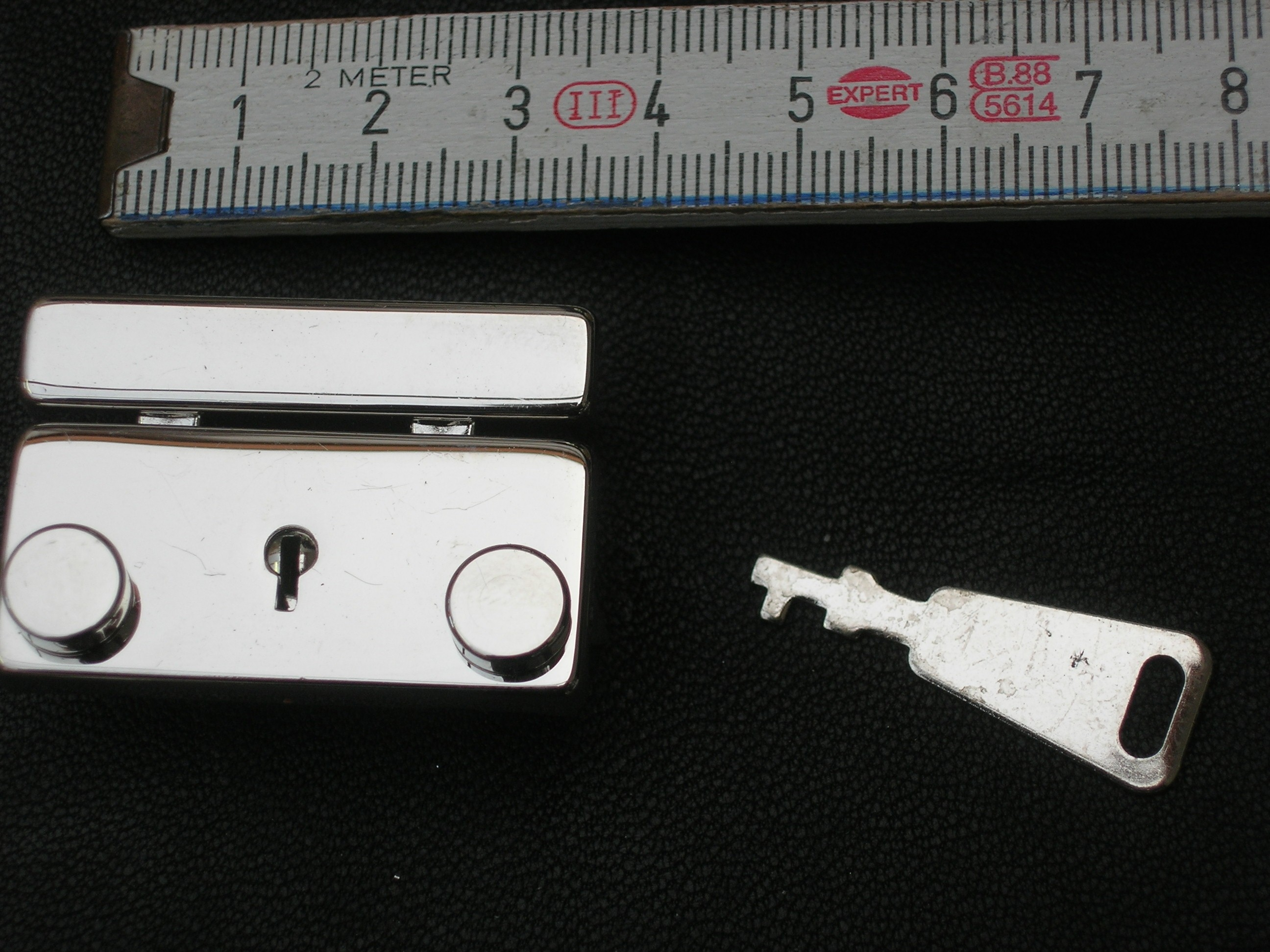 Taschenverschluss (SU1313K) Sonderposten.