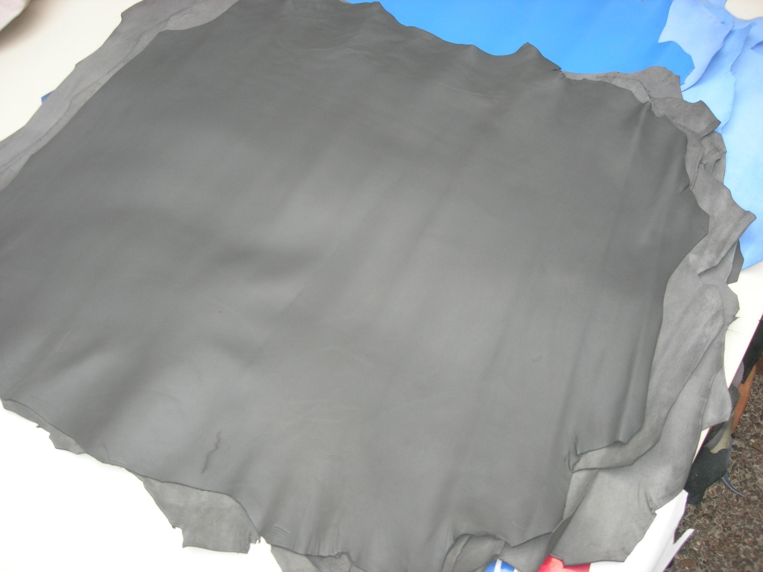Chevretten dunkelgrau (O1813KCDG) 0,7 mm