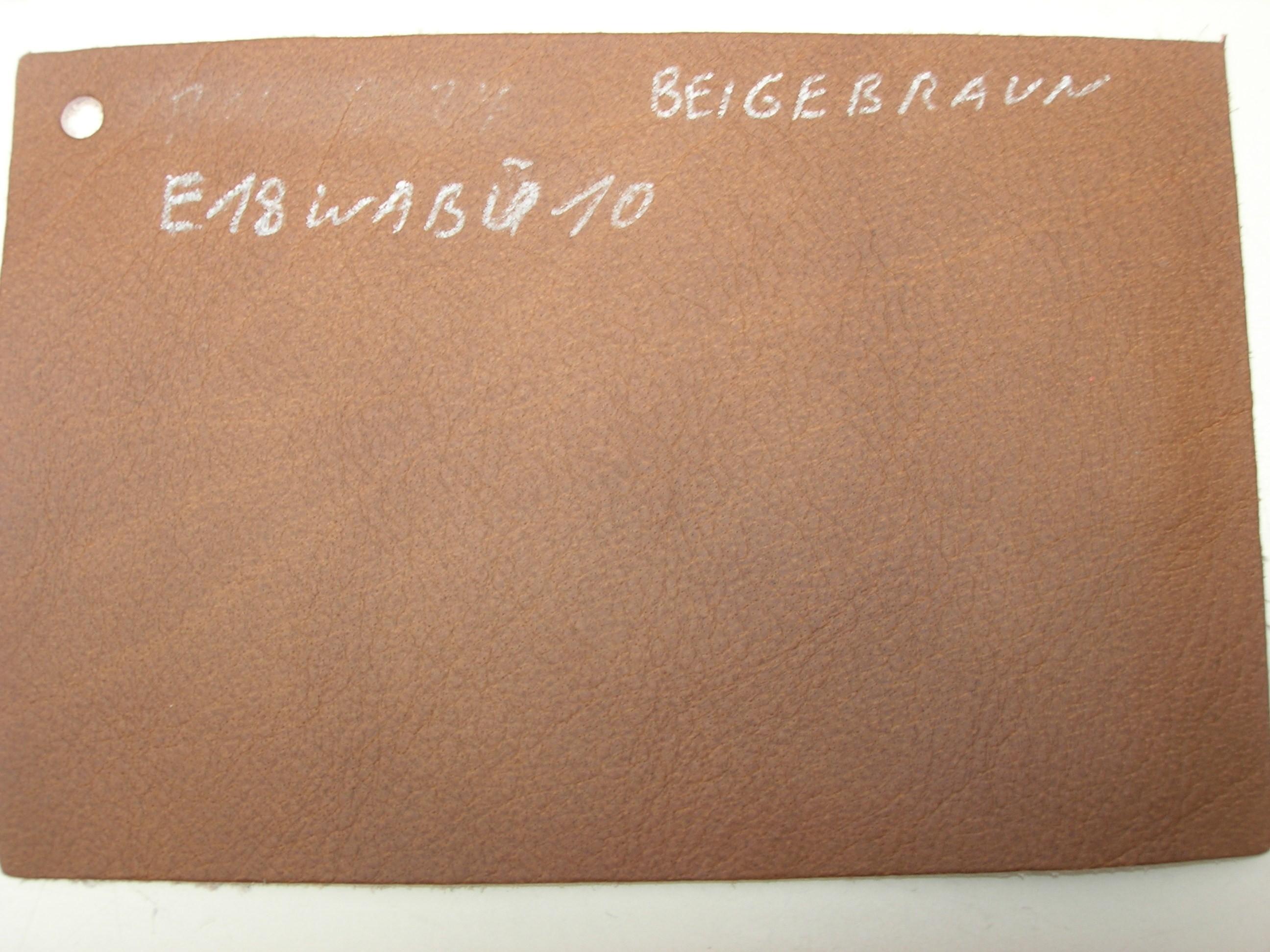 Wasserbüffel beige braun (E18WABÜ10) Bestellware