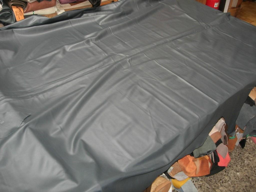 Rindleder dunkelblau 0,9 mm gedeckt (E201150KBL6)
