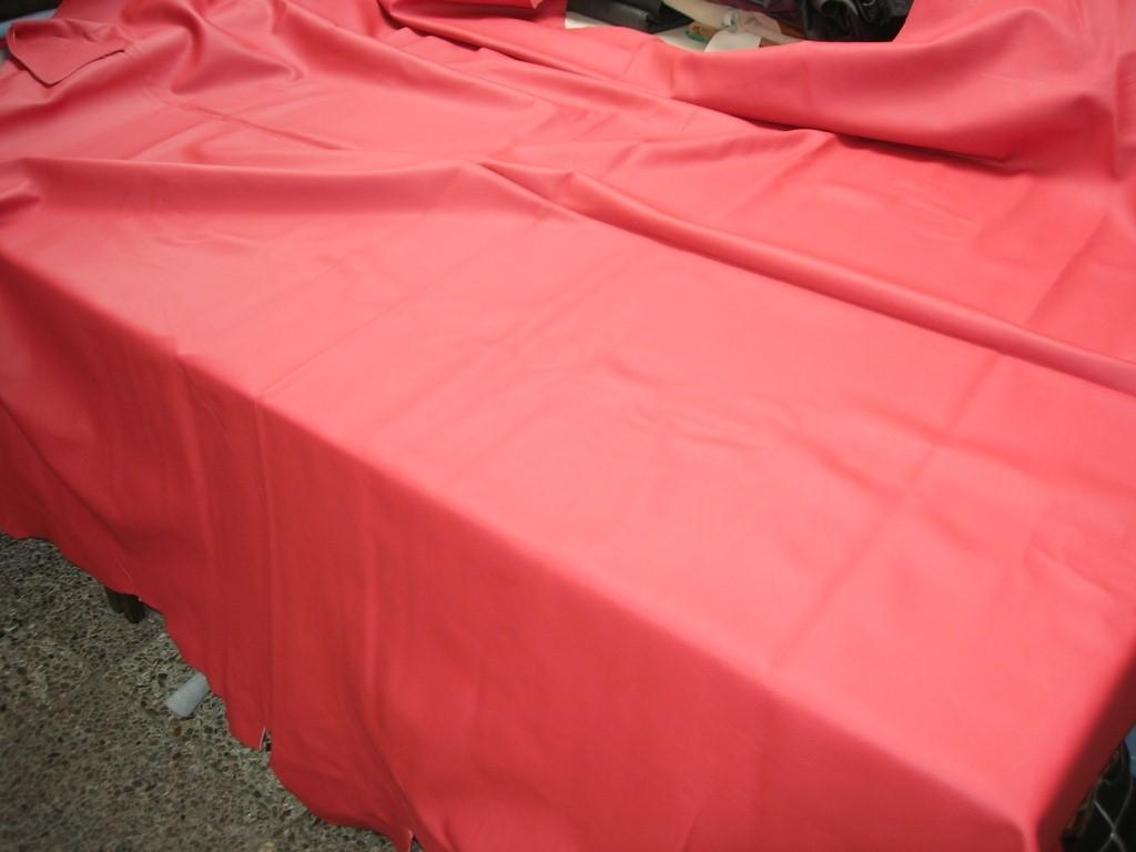 Rindleder rot genarbt 1,5mm (E201150KR5)