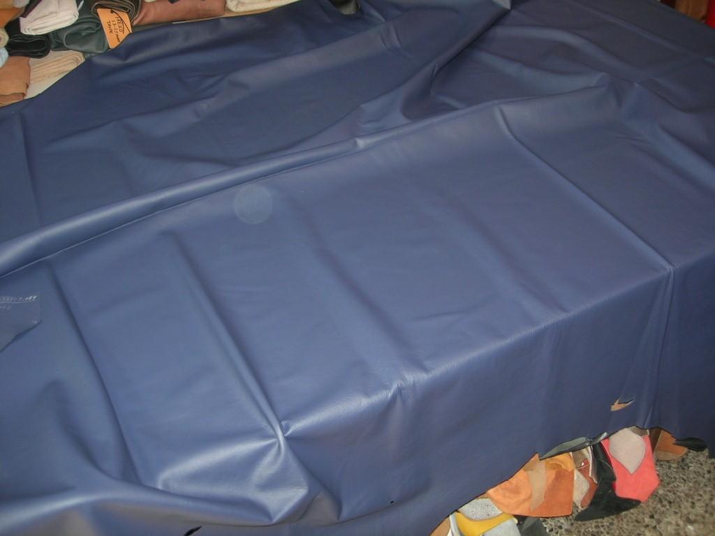 Möbelleder stahlblau (F162350BL11)