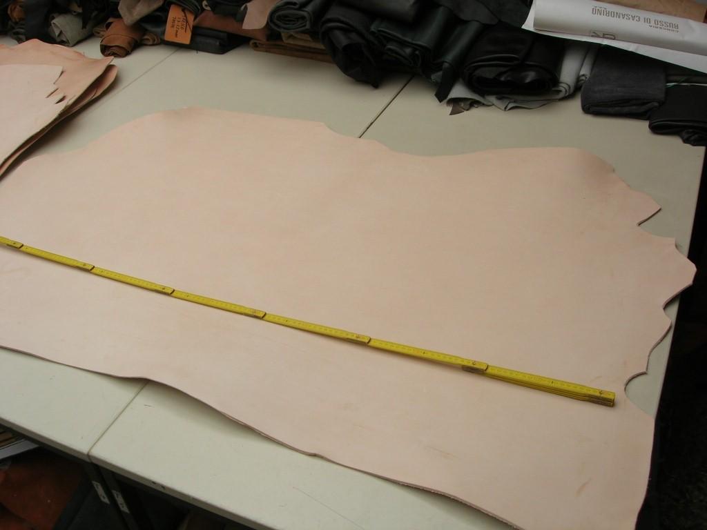Rinderhals natur 3,5mm (Südam.) 1.Sortiment (SK2039)