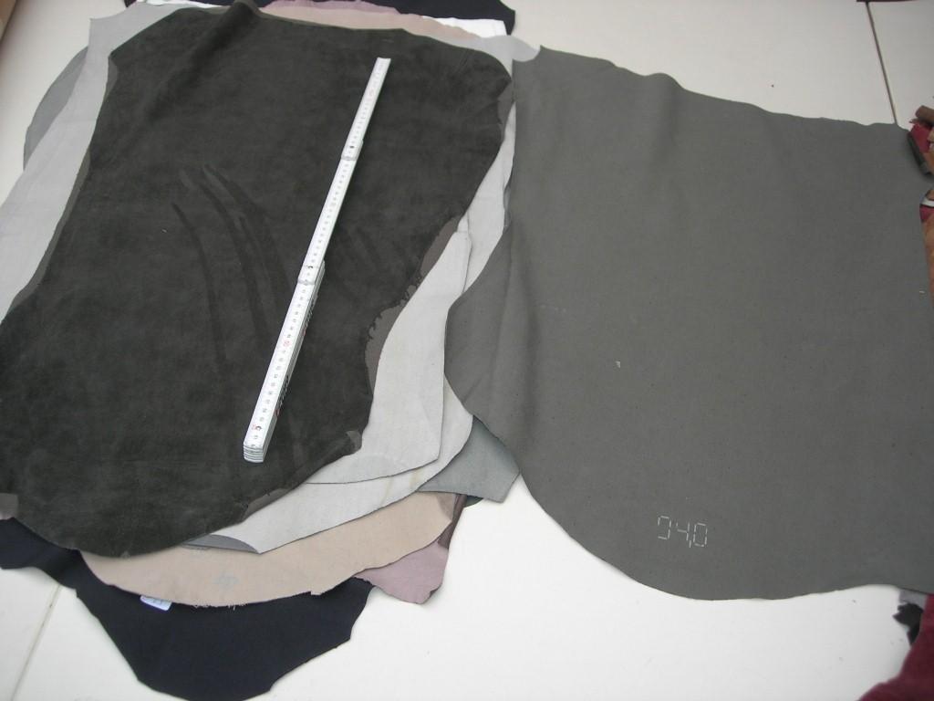 Einzelhäute Stretchnappas und Stretchveloure (AK2115KS)