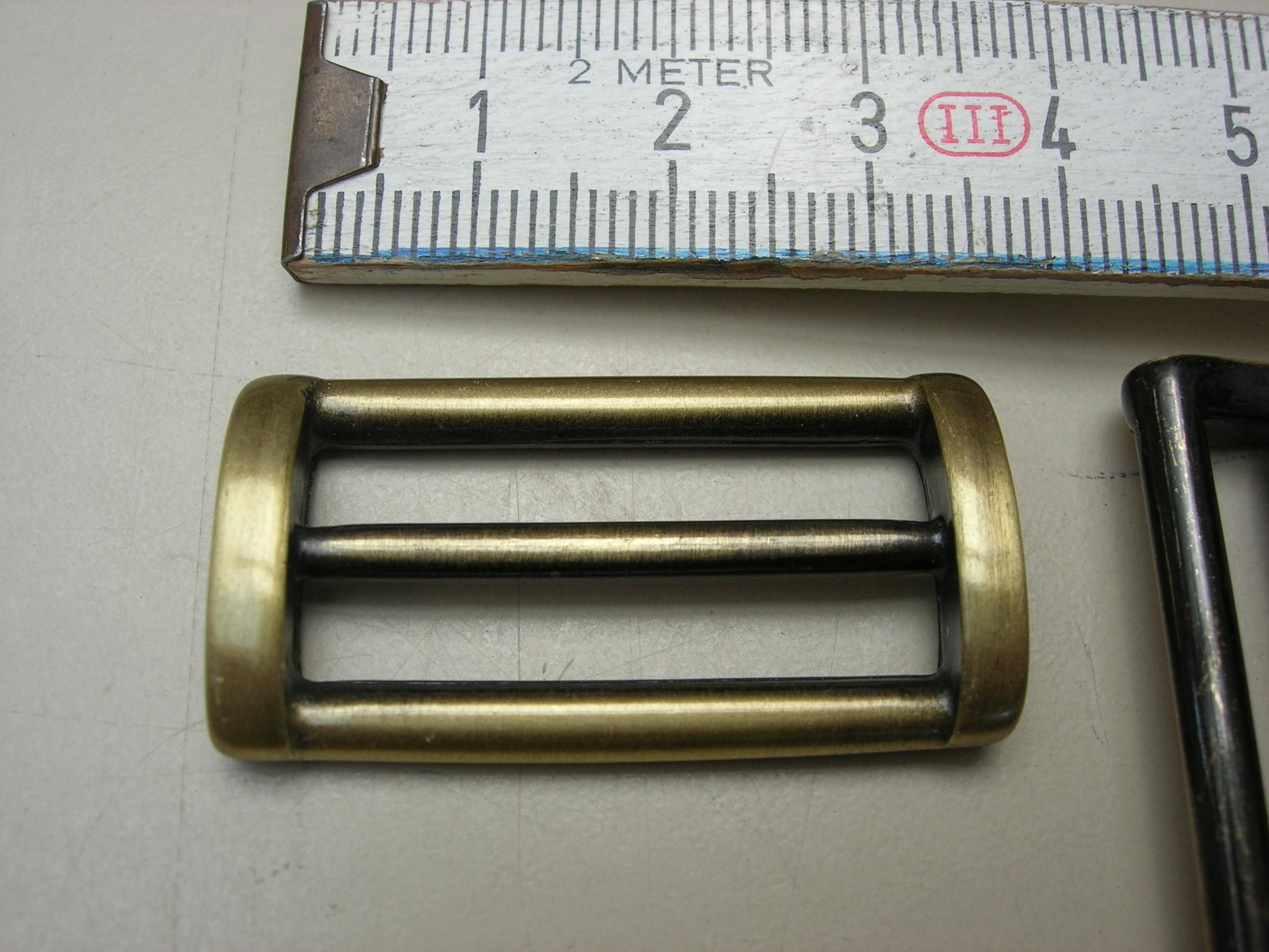 Versteller 3,0 cm altmessing (A1900V3M)