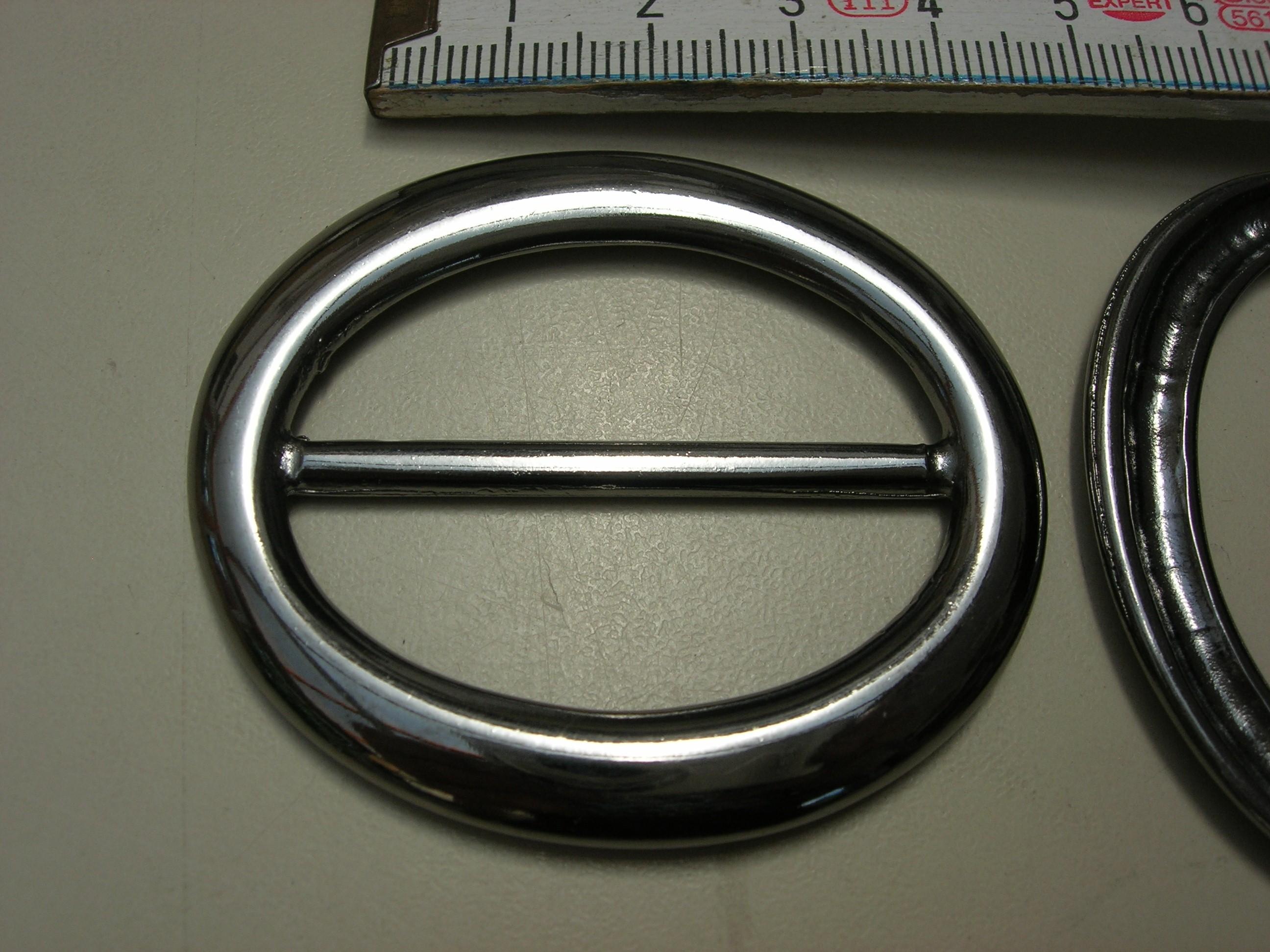 Versteller / Schließe 4 cm Stahl (A1900V4)