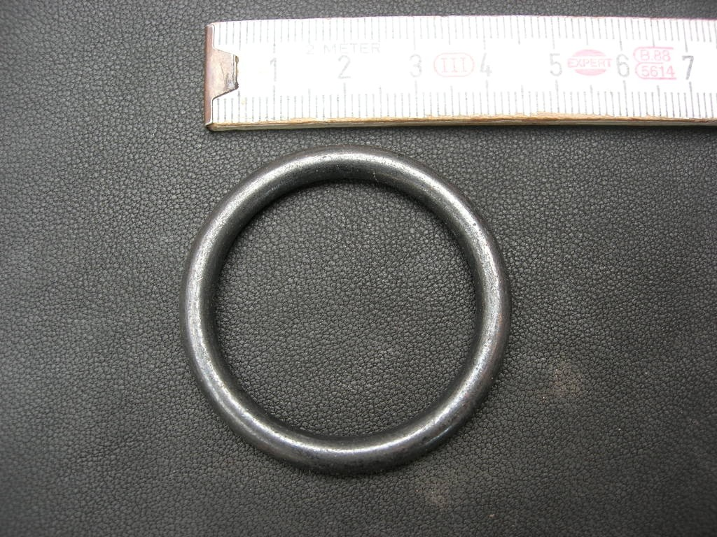 Ring 3,5 cm alteisen (BA09RAEI)