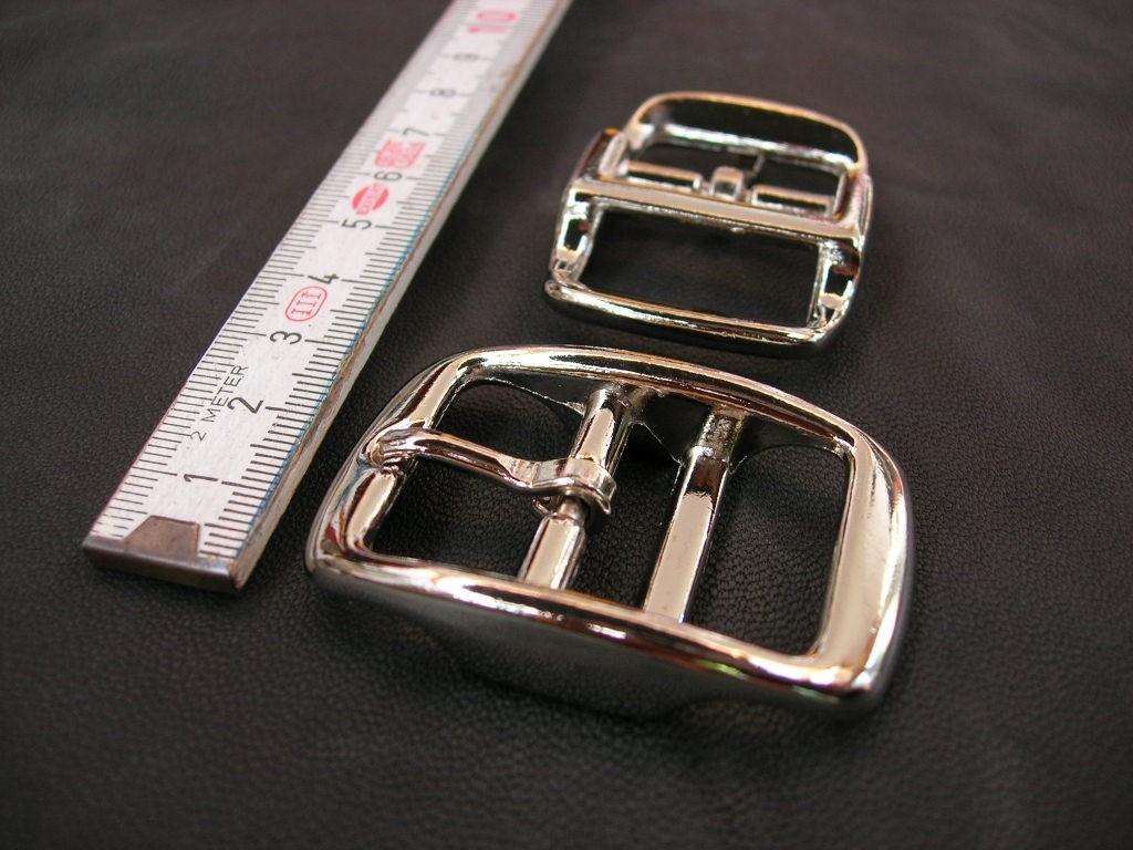 Doppelschnalle 2,5 cm Reitsport (147Z1)