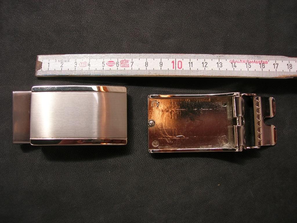 Klemmkoppelschnalle 3,5 cm (BZ13KL)