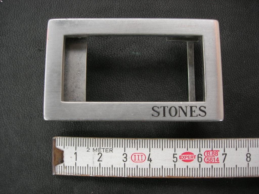 Koppelschnalle 3,5 cm (BA10KS35)