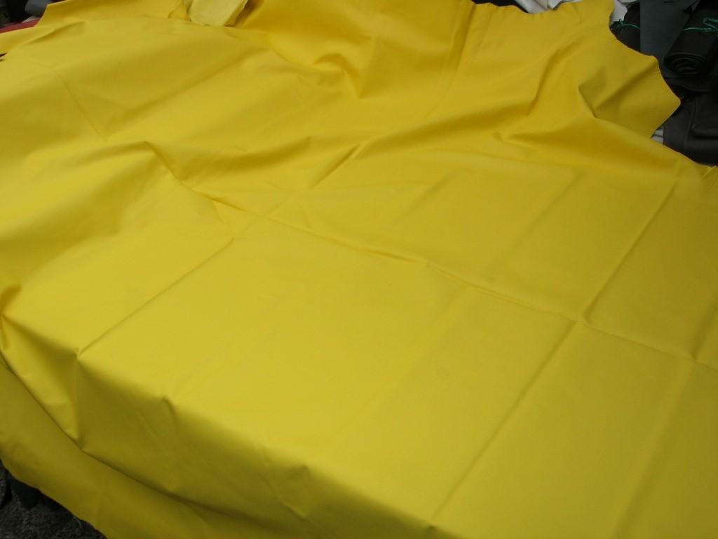 Möbelleder gelb 1,0mm semianilin (F1515GL)