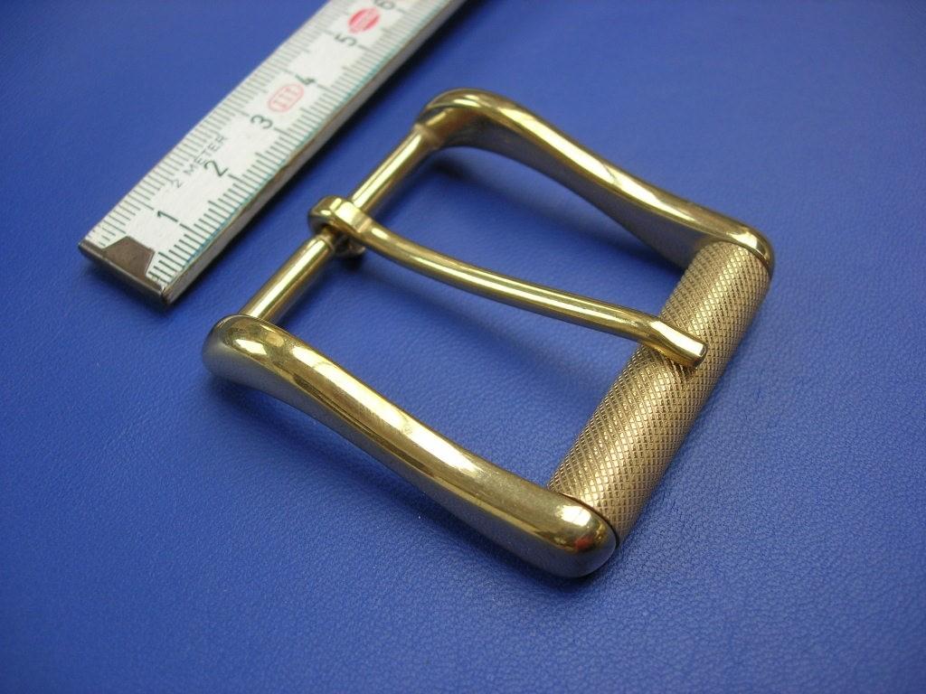 Messingrollschnalle 4 cm (RS19243/40ME)