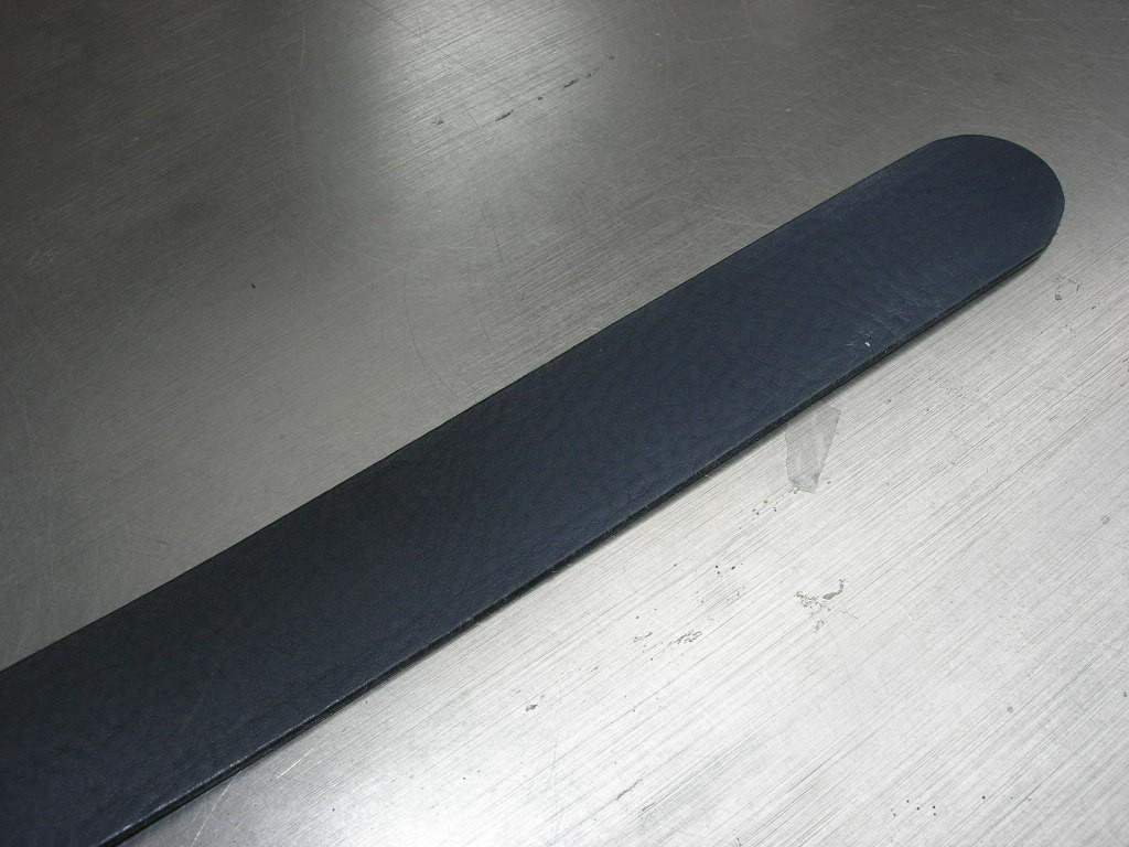 Vollrindgürtelstreifen dunkel blau weich (GÜ10)