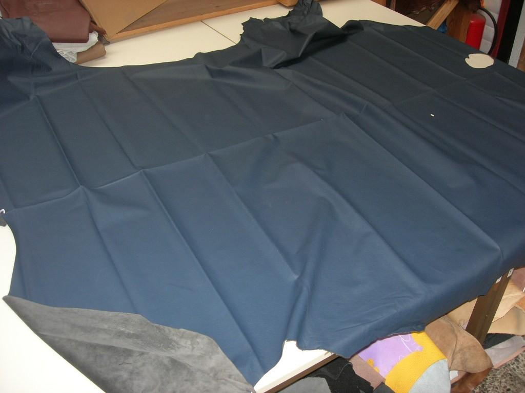 Rossnappa dunkelblau 0,7 mm (E183450DB)