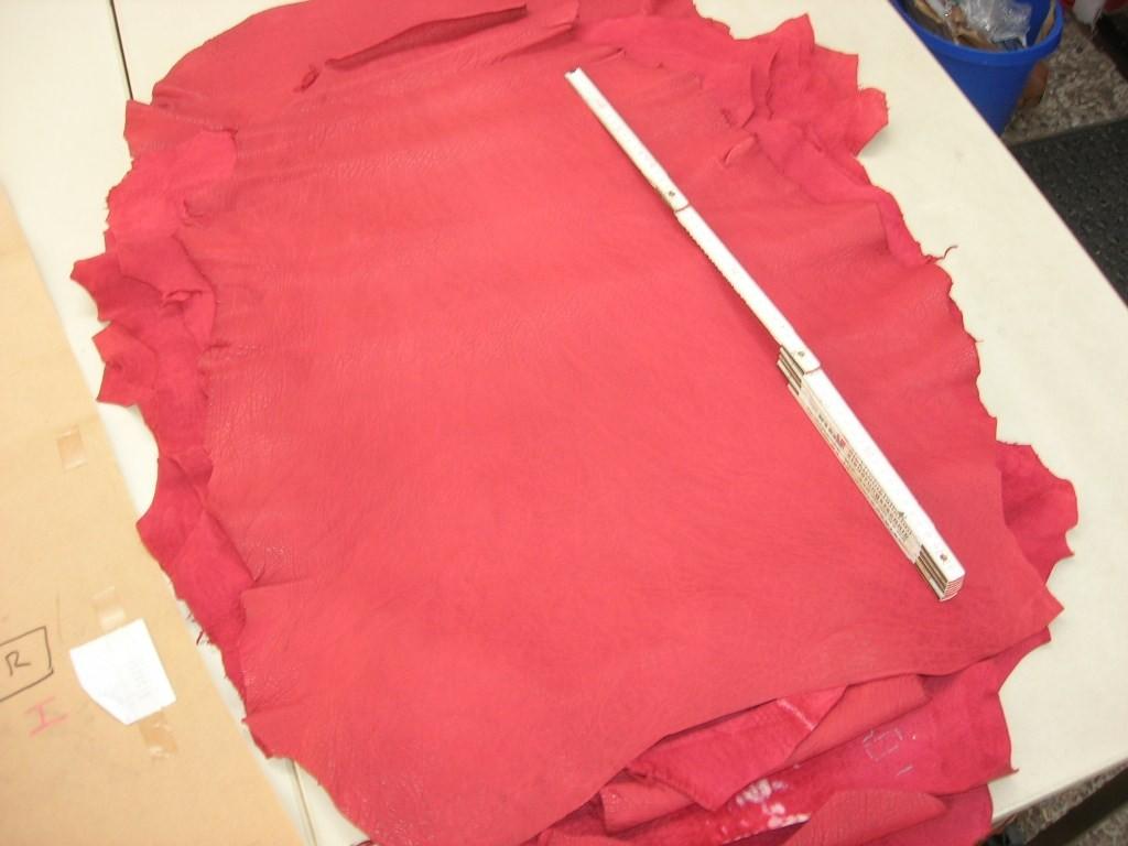 Schrumpfnappa rot 1,3-1,5 mm (O1513KR)