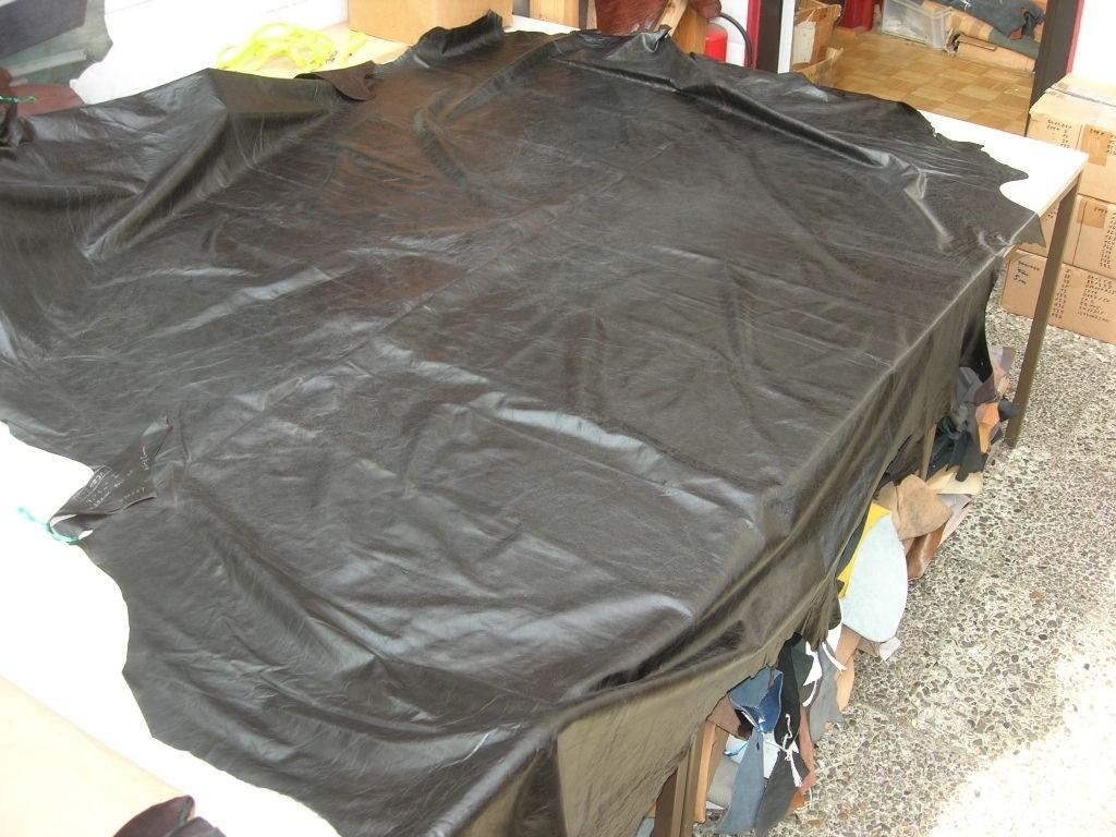 Rindnappa dunkelbraun 0,6-0,8 mm (S1810DB1)