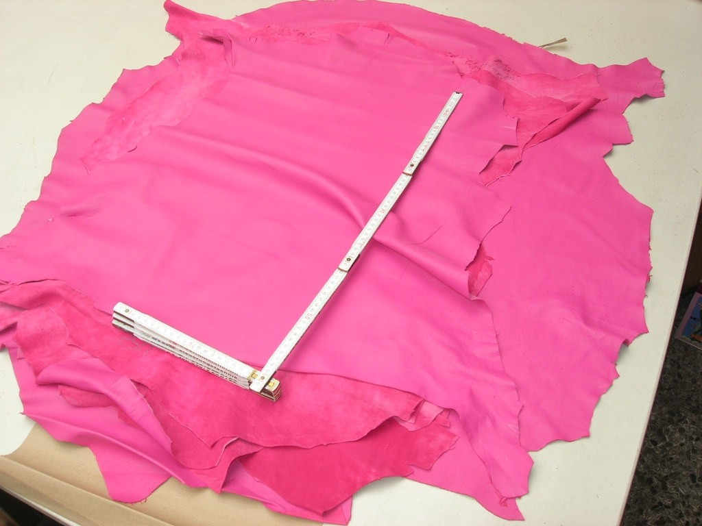 Lammnappa pink 0,7mm (LNE1831P)