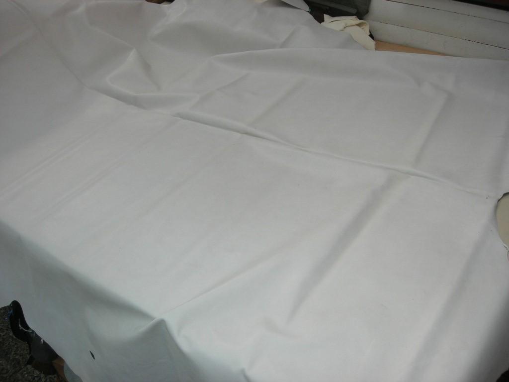 Rindfutterleder crust beige 1,2mm anilin gebügelt (F1515B20)