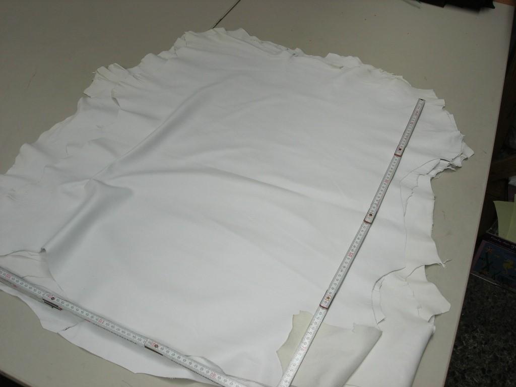 Ziegennappa wollweiss 0,5mm anilin (A19175ZN1)
