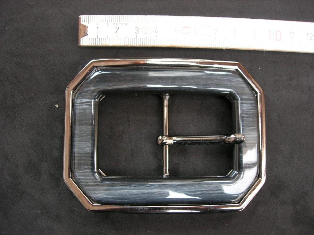 Doppelschnalle 4,0 cm (E19K287)