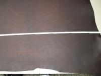 Rinderhälse (I) gefettet, dunkel braun (E1867B) 3,8mm
