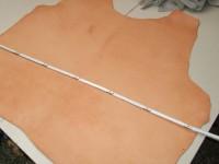 Vegetabile Rinderhälse (D) natur 3. Sortiment (SK1829) 3mm Zur Zeit leider  ausverkauft.