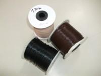 Ziegenlederband 1mm