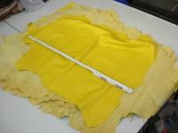 Lammnappa gelb 0,5mm (T2018G)