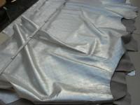 Kalbnappa silber gestrichelt 0,9mm (O1917SG)