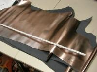 Kalblackleder altkupfer 1,0 mm (O1817KL)