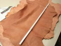 Lammnappa hellbraun 1,0-1,2 mm (O1913KNL)
