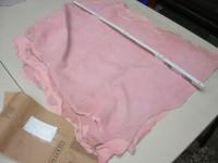 Ziegenstretschvelour rosa 0,8 mm (A1920KST)