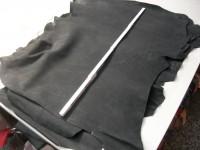 Ziegennubuk schwarz 1,3 mm (OR189KZN)