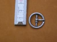 Doppelschnalle 1,5cm asi (SP7)
