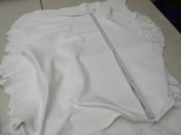 Lammnappa weiß anilin 0,7mm (A19175W)