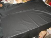 Möbelleder schwarz 1,0mm (F1923S) anilin