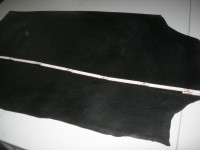 Croupon schwarz vegetabil 3,5 mm (SL1833CS) Zur Zeit leider Ausverkauft.