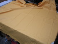 Rindleder leuchtend gelb semianilin (F1614GL)
