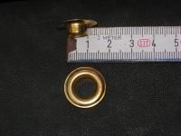 Ösen ca. 9 mm vermessingt (SS1310KÖ9)