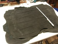 Rindspaltvelour schwarz 1,4 mm (E1815S)